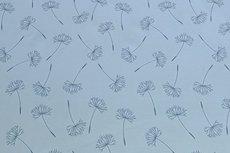Cotton Jersey Dandelion Light Blue