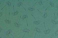 Cotton Jersey Dandelion Old Green