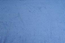 Rib Velours Old Blue