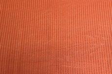 Rib Velours Warm Orange