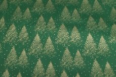 Christmas Cotton Tree Green 3