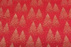 Christmas Cotton Tree Red 3