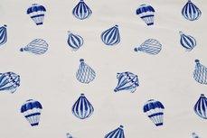 Organic Cotton Jersey Balloons Kobalt