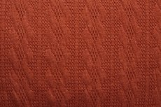 Knitted Jacquard Small Cable Brick