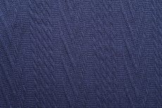 Knitted Jacquard Cable Navy