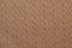 Knitted Jacquard Small Cable Camel