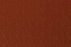 Knitted Cotton Jacquard Diamond Brick
