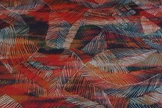 Punta Feathers Red