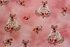 French Terry Digital Spirit Old Pink