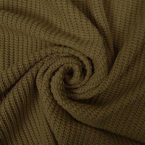 Big Knit Dark Green