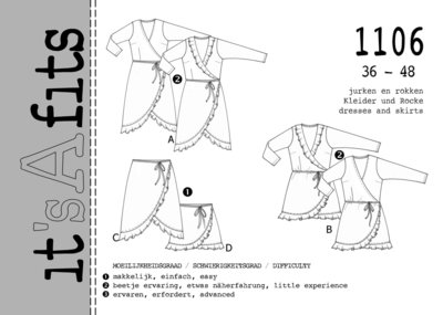 Its a Fits 1106