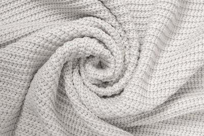 Big Knit Off White