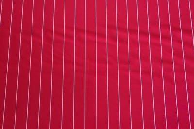 Travel Stripes Red